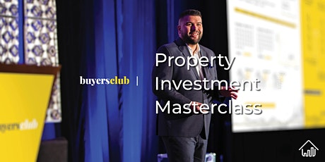 Property Investment Masterclass tickets