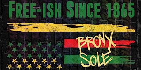 Bronx Sole: JUNETEENTH RUN & WALK! tickets