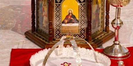 Early (7-9am) Divine Liturgy - Sun 20th Jun tickets
