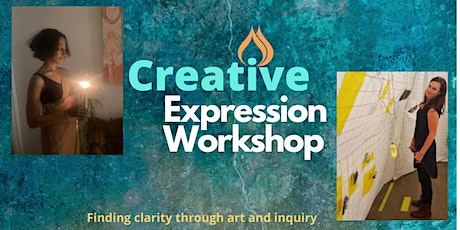 Discover your Creative Expression tickets