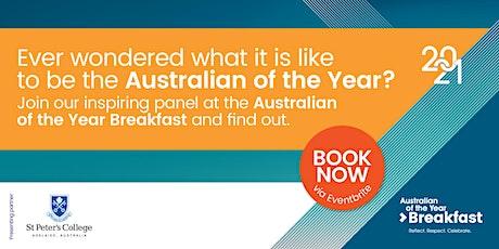 Australian of the Year Breakfast tickets