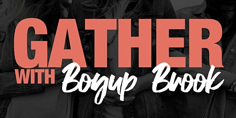 Gather with Boyup Brook tickets