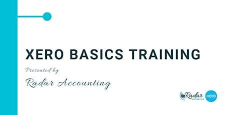 Xero Basics Training tickets