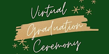 2021 Graduation Ceremony tickets