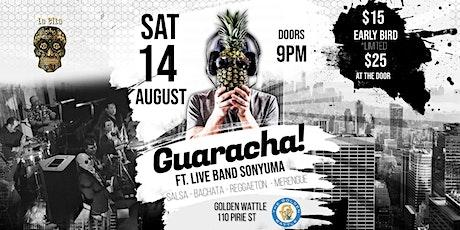 Guaracha - Ft. Live Band Sonyuma tickets