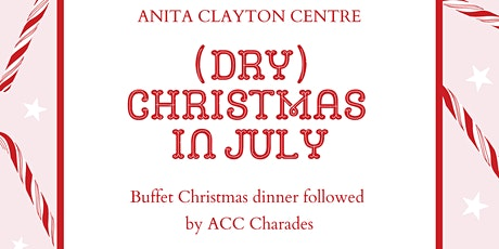 (Dry) Christmas in July tickets