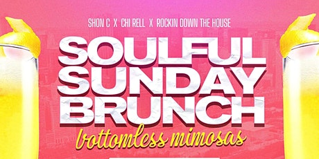 Soulful Sunday Brunch @ Forest Park Tap Room tickets