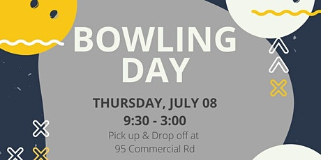 Bowling Day tickets