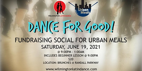 Dance For Good! Saturday Night Fundraising Social @ Brunches tickets
