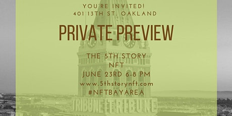Private Preview : The 5th Story NFT Experience tickets