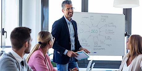 Business Management & Leadership online information session tickets