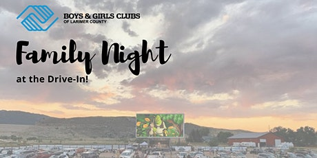 Family Night at the Holiday Twin Drive-In: SHREK movie tickets