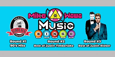 Music Bingo at Grey's Tavern tickets