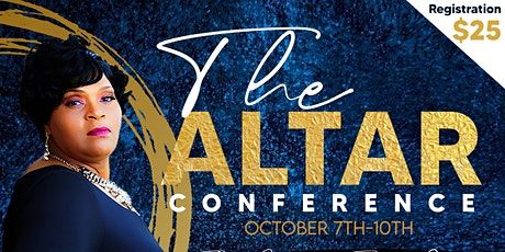 The Altar Conference tickets