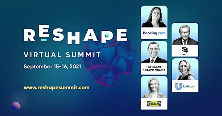 Reshape Summit 2021 image