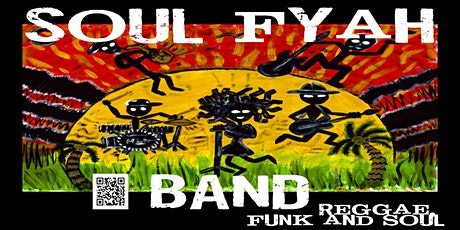 Soul Fyah Band tickets