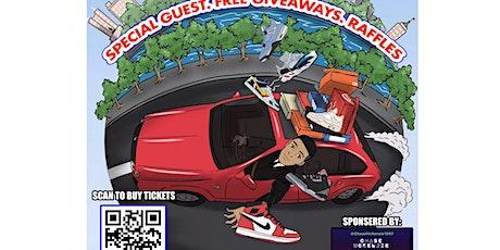 Laceupsneakershow tickets