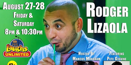 RODGER LIZAOLA featuring Pete Giovine tickets