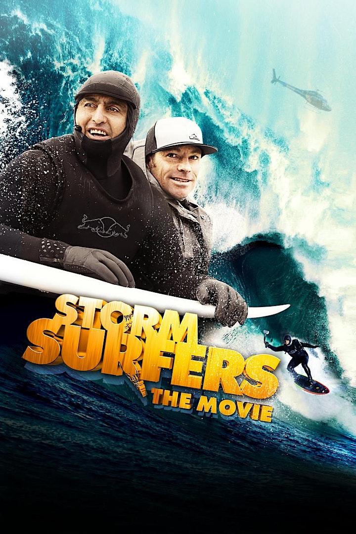 Teen Movie Screening @ Wonthaggi - Storm Surfers image