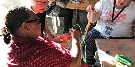 Jabu Birriny - Weaving workshop with Aunty Phil - Afternoon session tickets