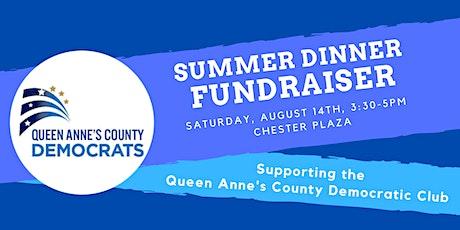 QAC Democrats Summer Dinner Fundraiser tickets