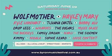 Byron Music Festival 2021(Main Event) tickets