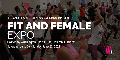 Fit and Female Expo tickets