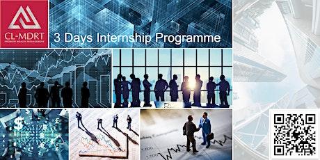 3 Days Internship Programme tickets