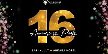 Latino Grooves 16th Anniversary Party tickets