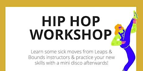 Hip Hop Workshop tickets