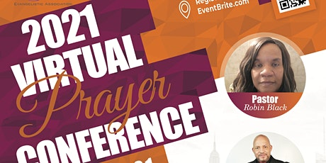 2021 Prayer Conference tickets