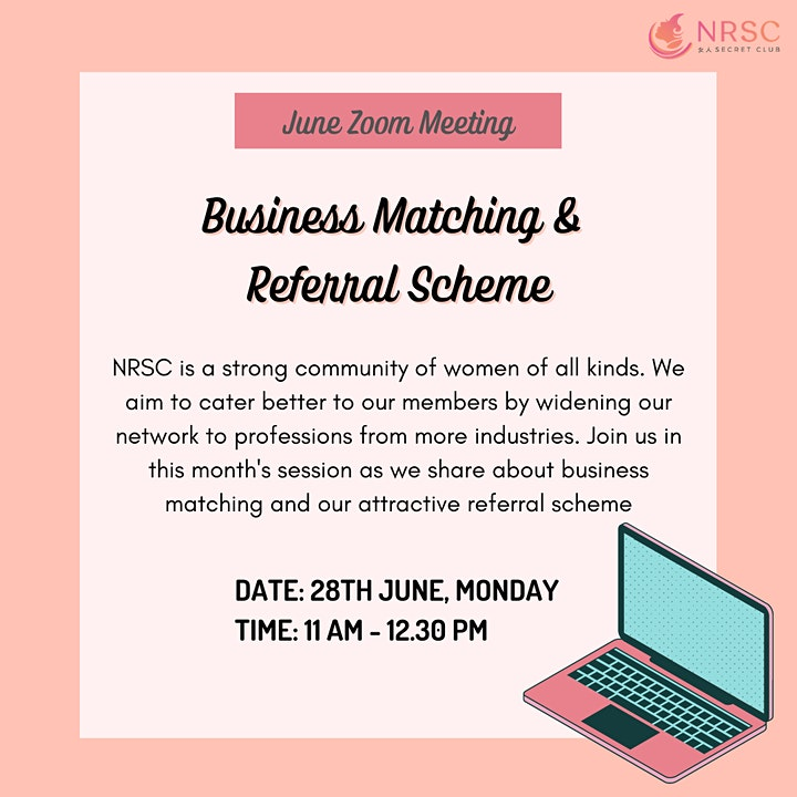 Business Matching & Referral Scheme image