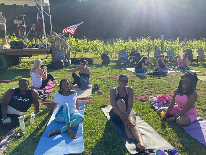 Wine-Yasa at Arrigoni Winery (NOW 7/15 DUE TO RAIN) image