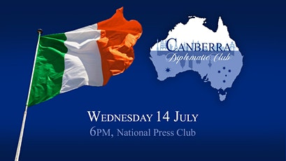 July Gathering of the Canberra Diplomatic Club tickets