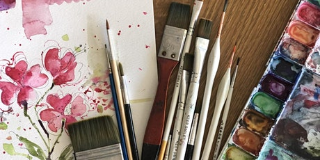 Term 3 2021 | Watercolour for beginners tickets