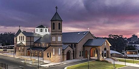 Saturday Vigil Mass 6.00 pm tickets