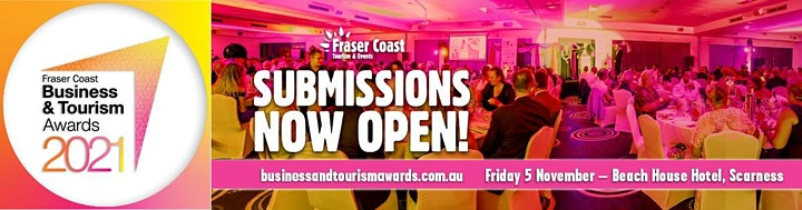 Fraser Coast Business and Tourism Awards Workshop - Maryborough image