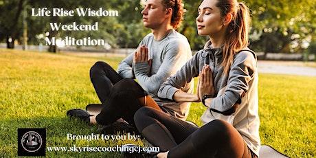 Meditation Moments Workshop Tickets