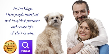 How to attract your Life Partner and create amazing  life together? tickets