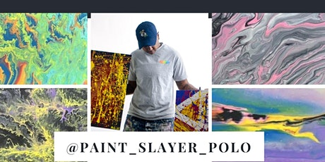 Polo Paint Slayer's Art and Fashion Show tickets