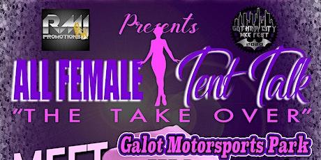All Female Tent Talk tickets