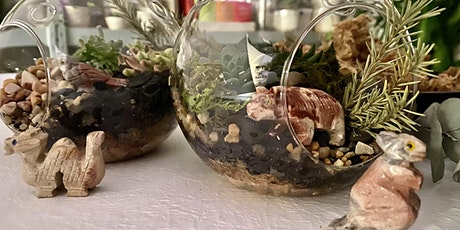 Build your own terrarium world @ Stanmore Library tickets