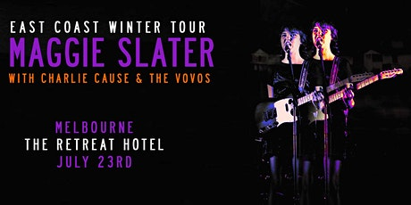 Maggie Slater - Live at The Retreat tickets