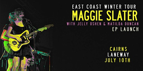 Maggie Slater 'Live at DREADSOUND Studios' EP Launch tickets