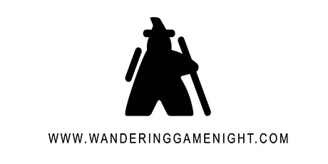Wandering Game Night at Brandon Sanderson's Cosmere House tickets
