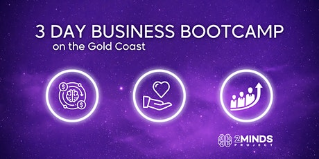 3 Day Business Bootcamp tickets