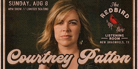 Courtney Patton @ The Redbird - 4 pm tickets