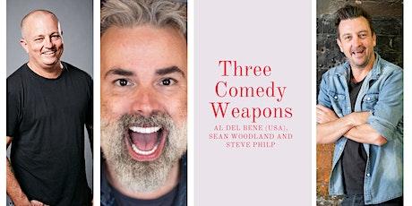 Happy Endings Comedy Club @ Diamond Dogs Dapto tickets