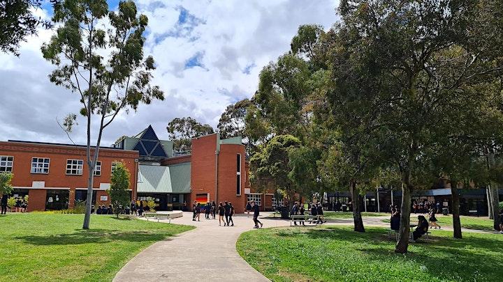 Coburg High School 105th Anniversary image