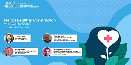 Mental Health in Construction -What Can Be Done? biglietti
